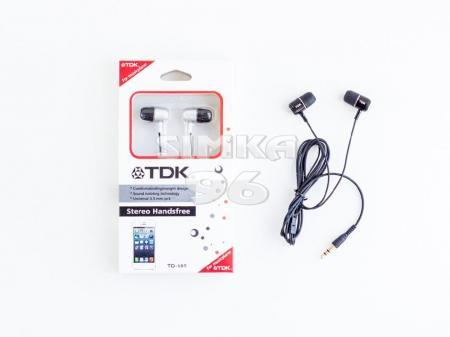 Наушники вакуумные   TDK TD - 689