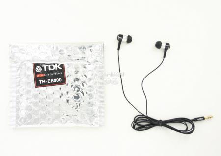 Наушники вакуумные   TDK TH - EB800