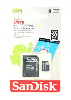 MicroSD  16Gb (Китай)