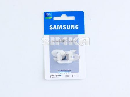 MicroSD  Samsung  4Gb