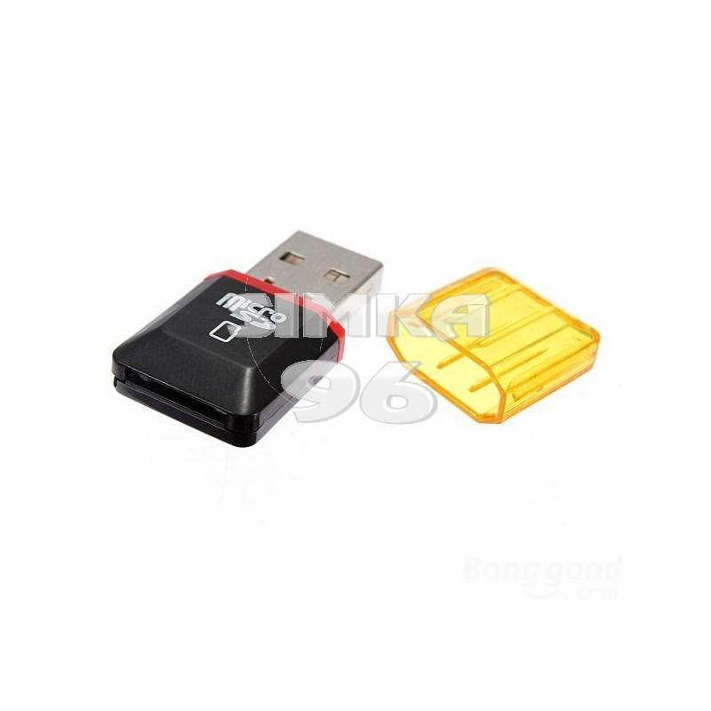 Кардридер MicroSD