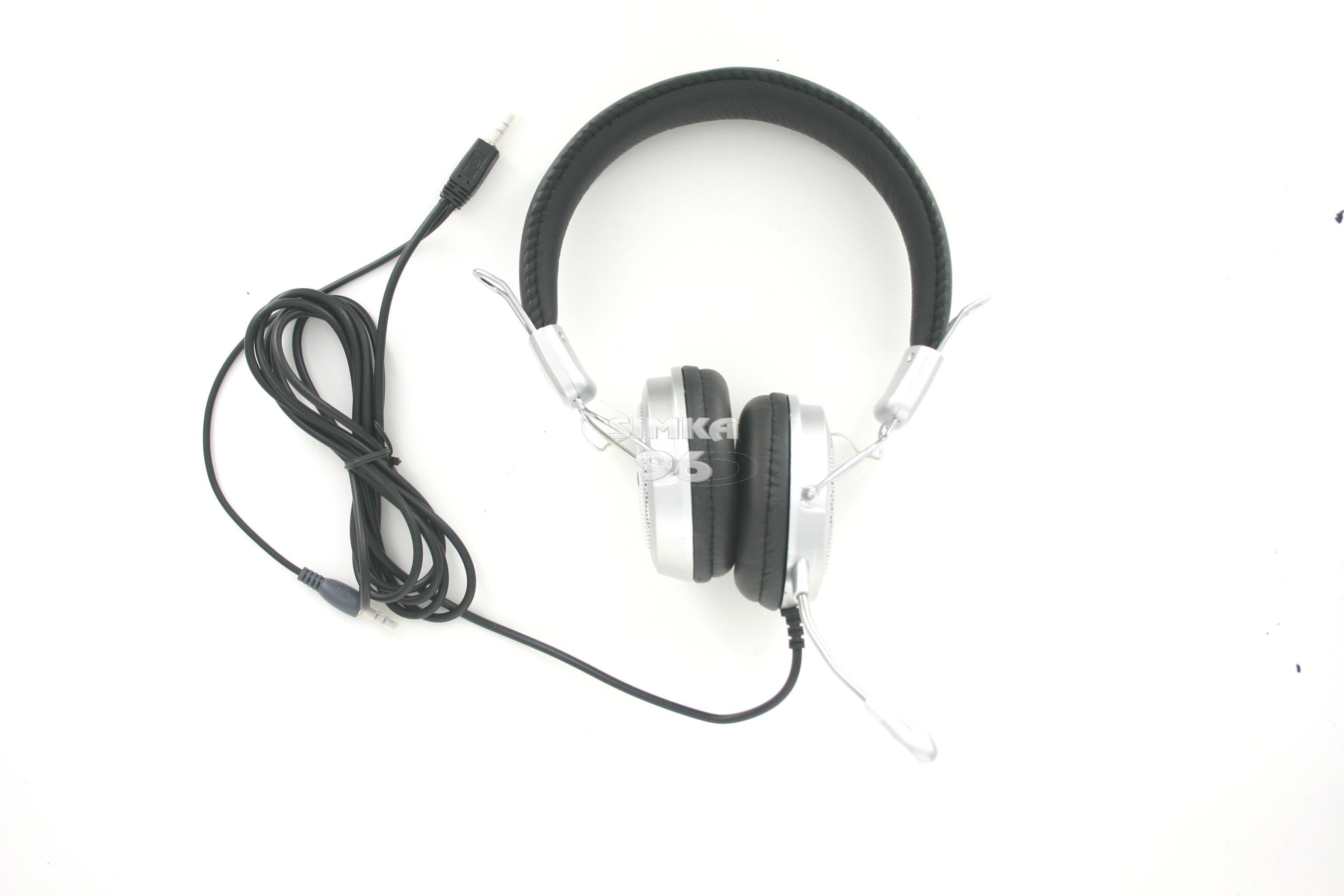Наушники Afka-Tech с микрофоном