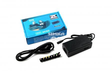 Универсальное сетевое зарядное устройство на ноутбук 12-24V
