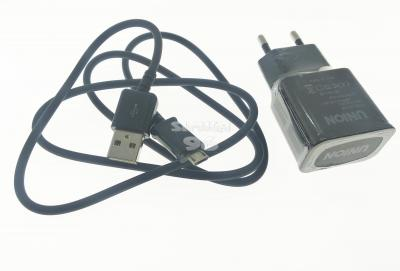 СЗУ UNION MicroUSB 2 выхода USB 2.5А