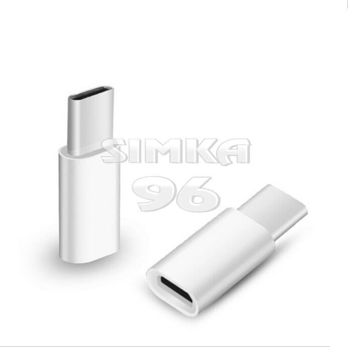 Переходник MicroUSB на USB Type-C