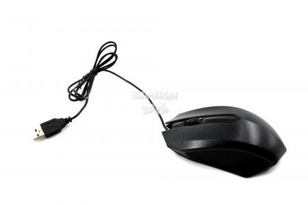 Мышь проводная Optical Mouse
