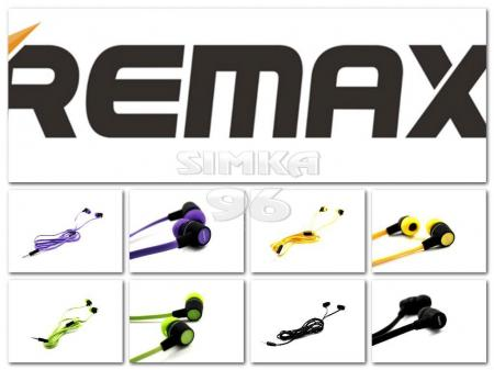 Наушники вакуумные Remax