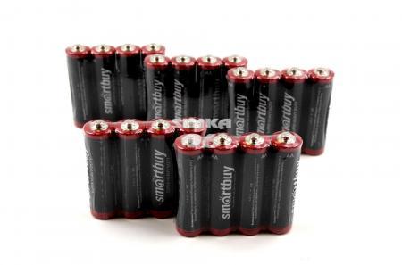 Батарея АА Smartbuy Ultra (соль) 2А04S