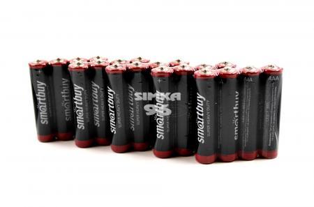 Батарея ААА Smartbuy (соль) 3А04S