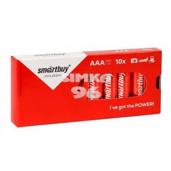 Батарея ААА Smartbuy Ultra alkaline 3А40S