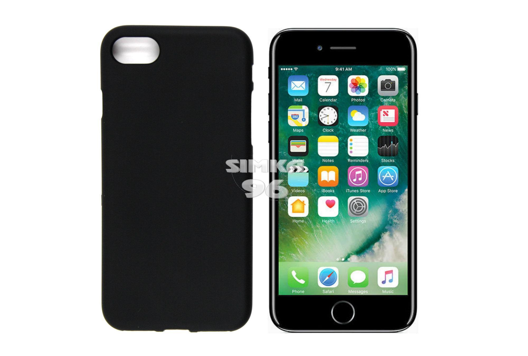 Чехол задник для iPhone 7 силикон