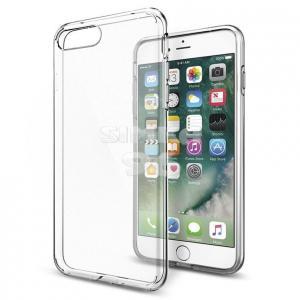 Чехол задник для iPhone 6+ гель прозр.