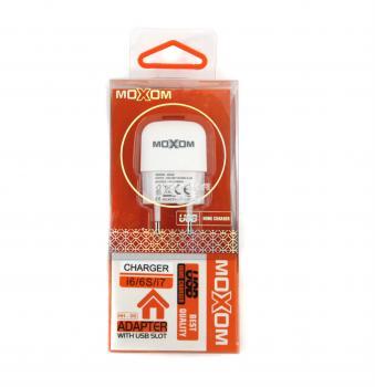СЗУ 2 в 1 MOXOM KH-05 iPhone5  1A