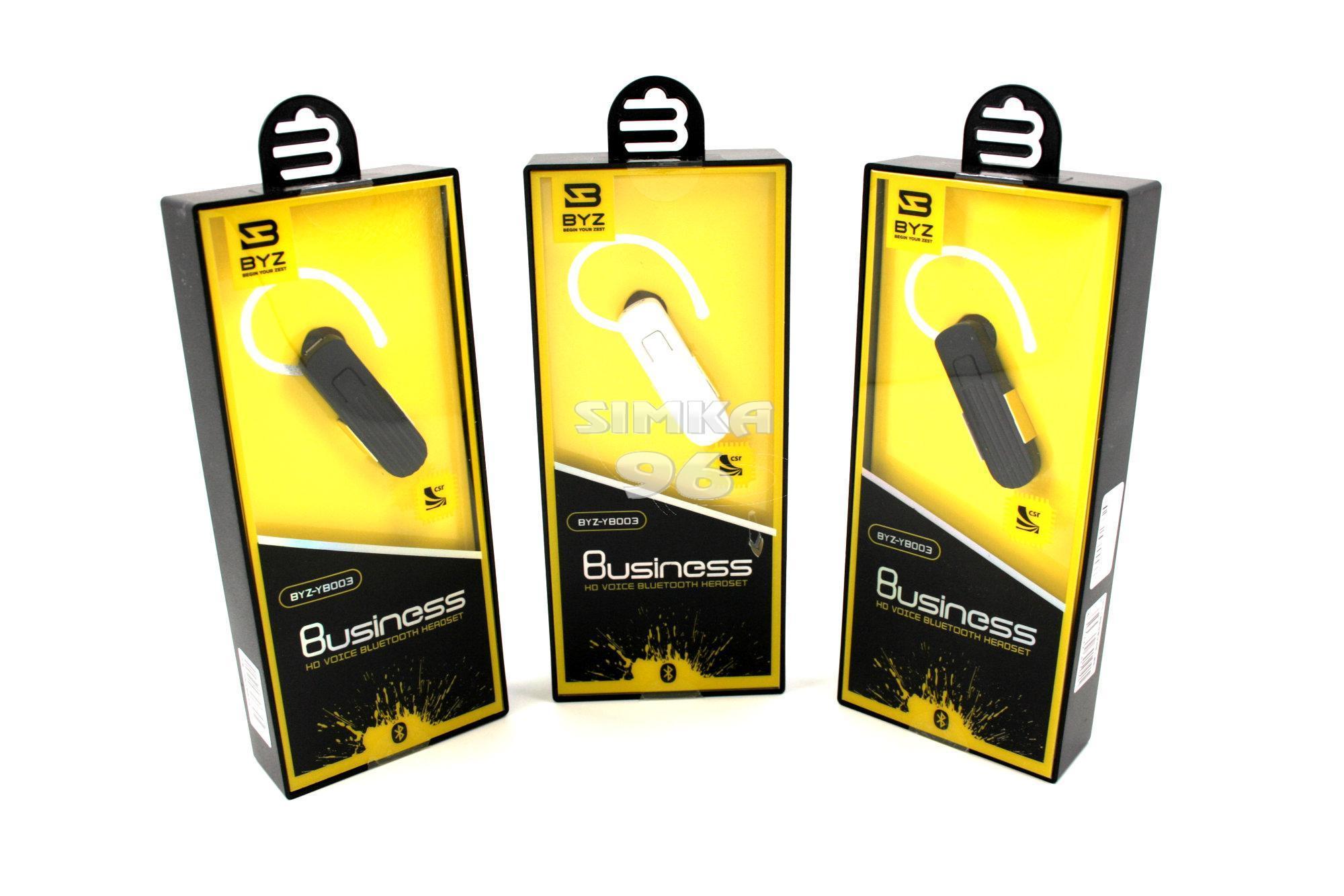 Наушники Bluetooth BYZ YB-003