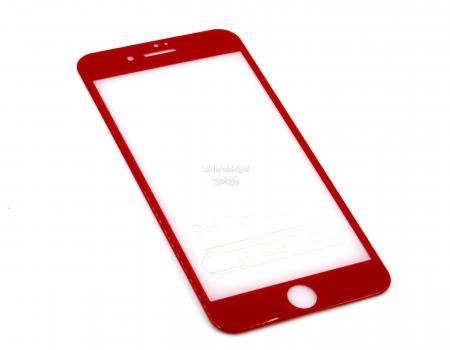 Защитное стекло для iPhone 7+ 4D