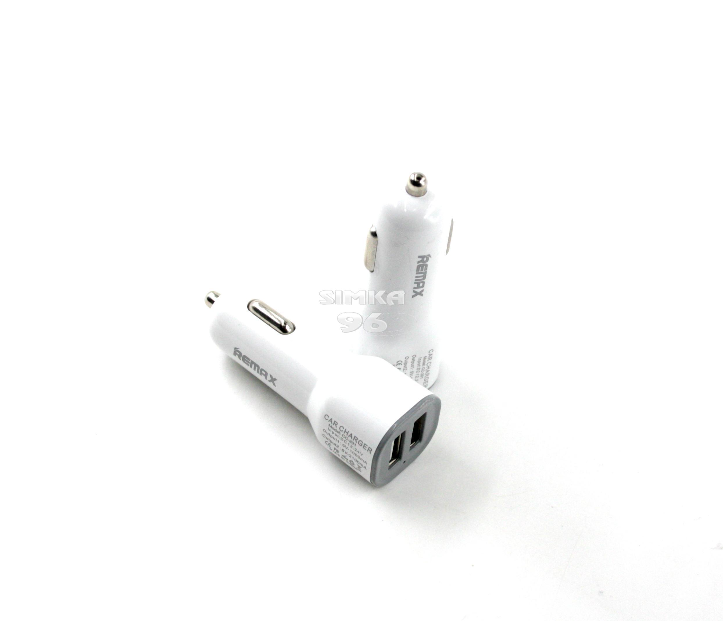 АЗУ  2 выхода USB  2.1А RX