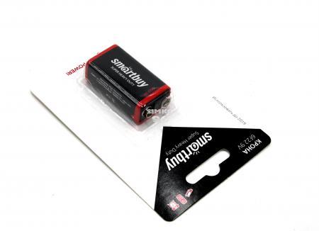 Батарея Smartbuy КРОНА 6F22 9V