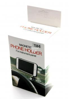 Держатель автомобильный на панель с магнитом  Holder Т08-В