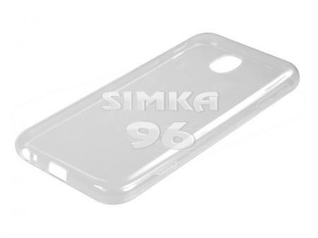 Чехол задник для Samsung J330 гель прозр.