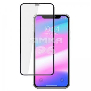 Защитное силиконовое стекло для iPhone Х 3D