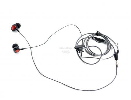 Наушники BYZ- SE383 вакуумные с микрофоном
