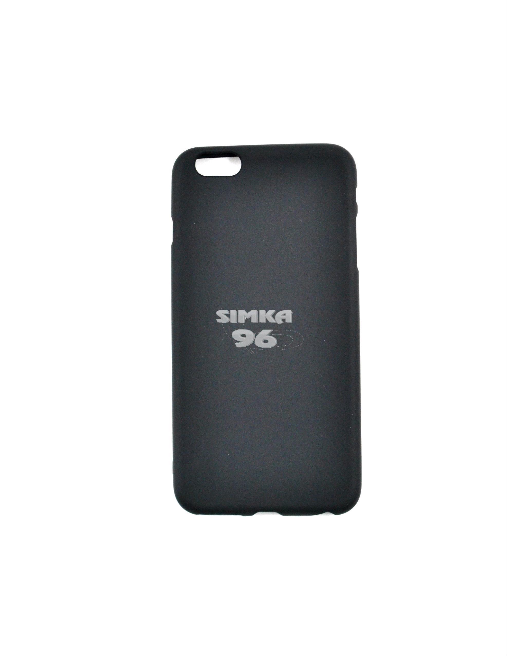 Чехол задник для iPhone 6+ силикон
