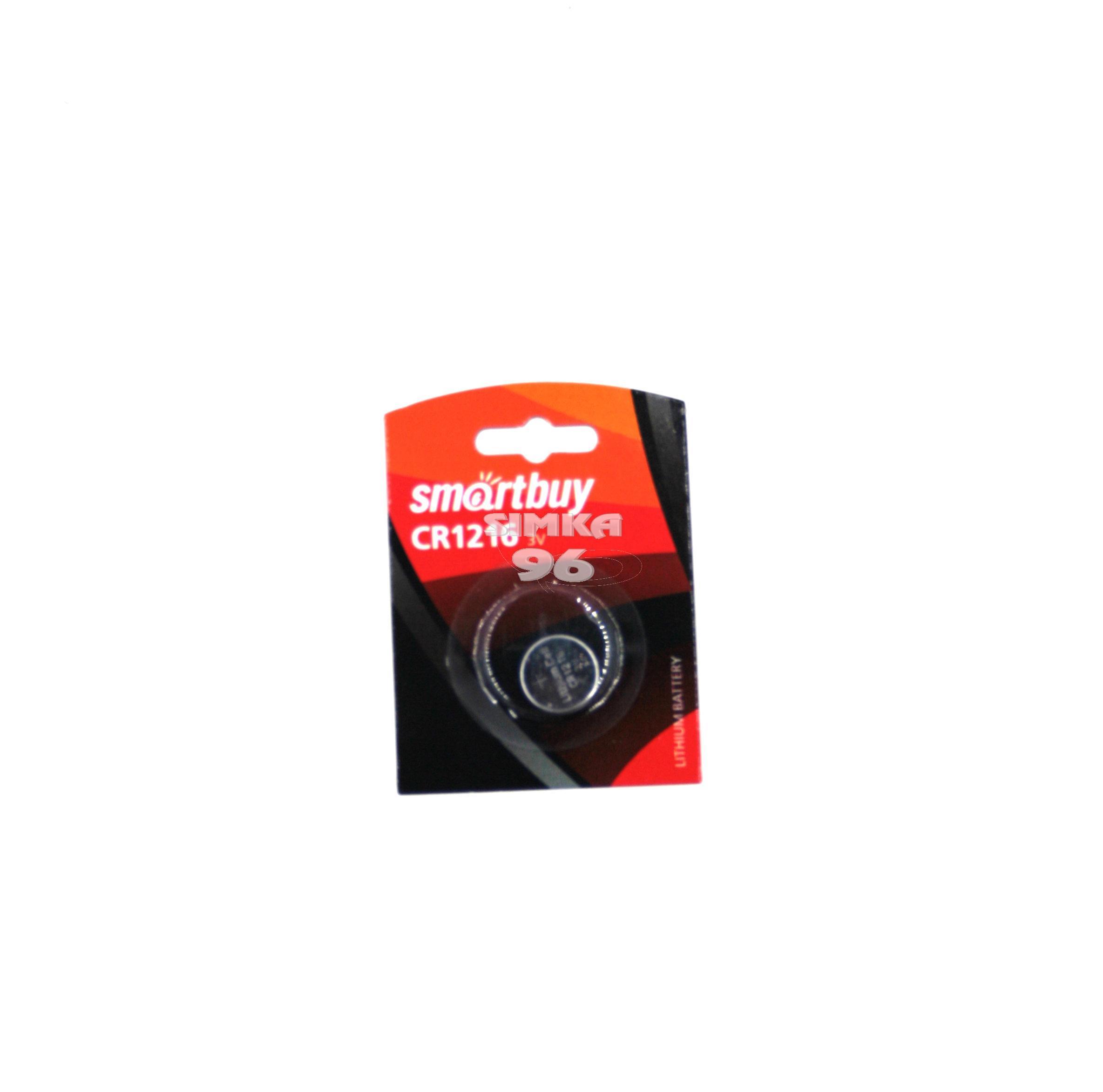 Батарея Smartbuy CR1216-1В