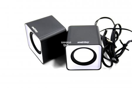 Акустическая система 2.0 Smartbuy SBA-2810 MINI 4Вт, питание от USB