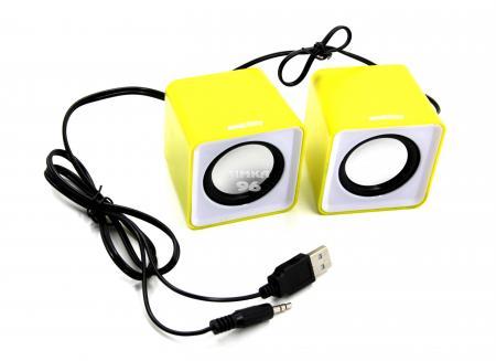 Акустическая система 2.0 Smartbuy SBA-2820 MINI 4Вт, питание от USB