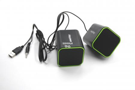 Акустическая система Smartbuy SBA-2580 CUTE 6Вт, питание от USB