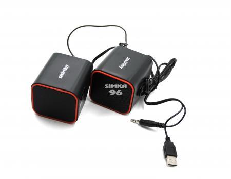 Акустическая система Smartbuy SBA-2590 CUTE 6Вт, питание от USB