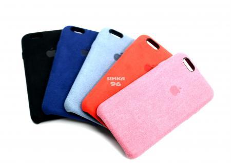 Чехол задник для iPhone 7 Alcantara Cover