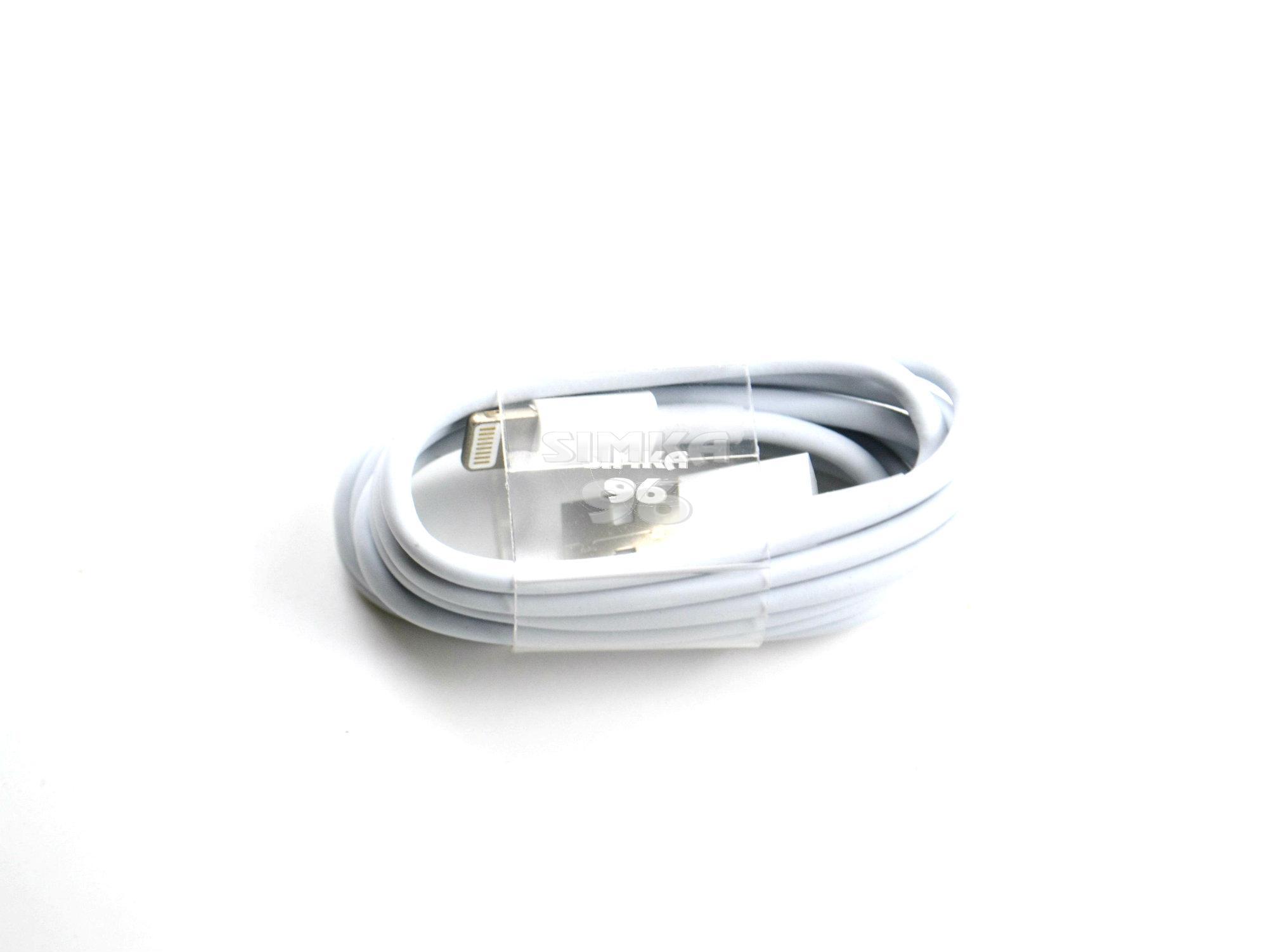 Кабель iPhone 5  Caution Afka-Tech