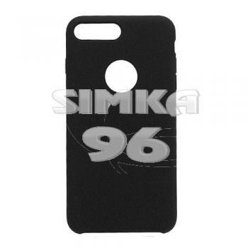 Чехол задник для iPhone 8+ силикон