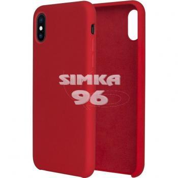 Чехол задник для iPhone Х Silicone Case
