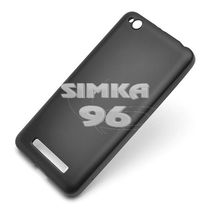 Чехол задник для Xiaomi Redmi 4А гель матовый плотный