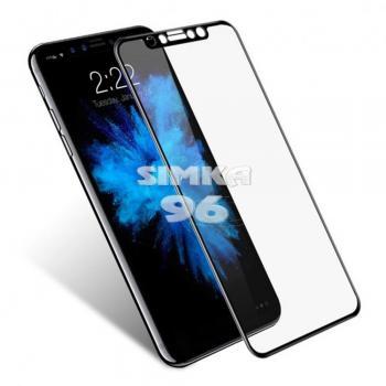 Защитное стекло для iPhone Х 3D техупаковка