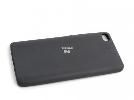Чехол задник для Xiaomi Redmi 5S силикон матовый