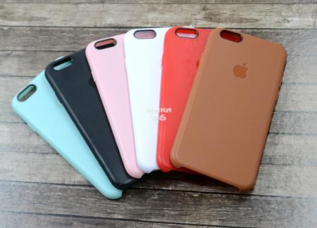 Чехол задник для iPhone 6+ TRU тонкий
