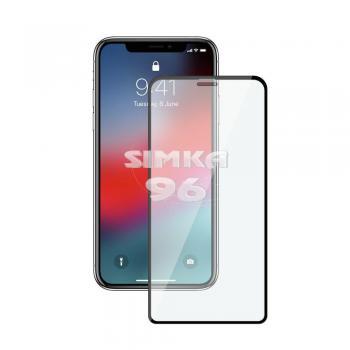 Защитное стекло для iPhone ХS Max 3D техупаковка