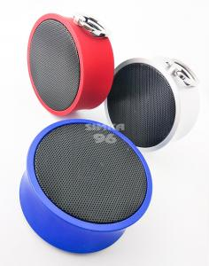 Колонки Blutooth Wireless Speaker Simplisity металл+кольцо