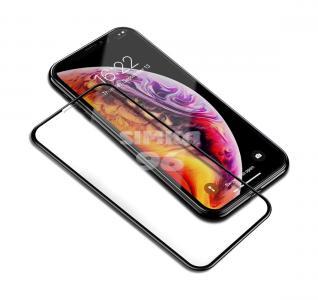 Защитное стекло для iPhone ХR/11 10D техупаковка