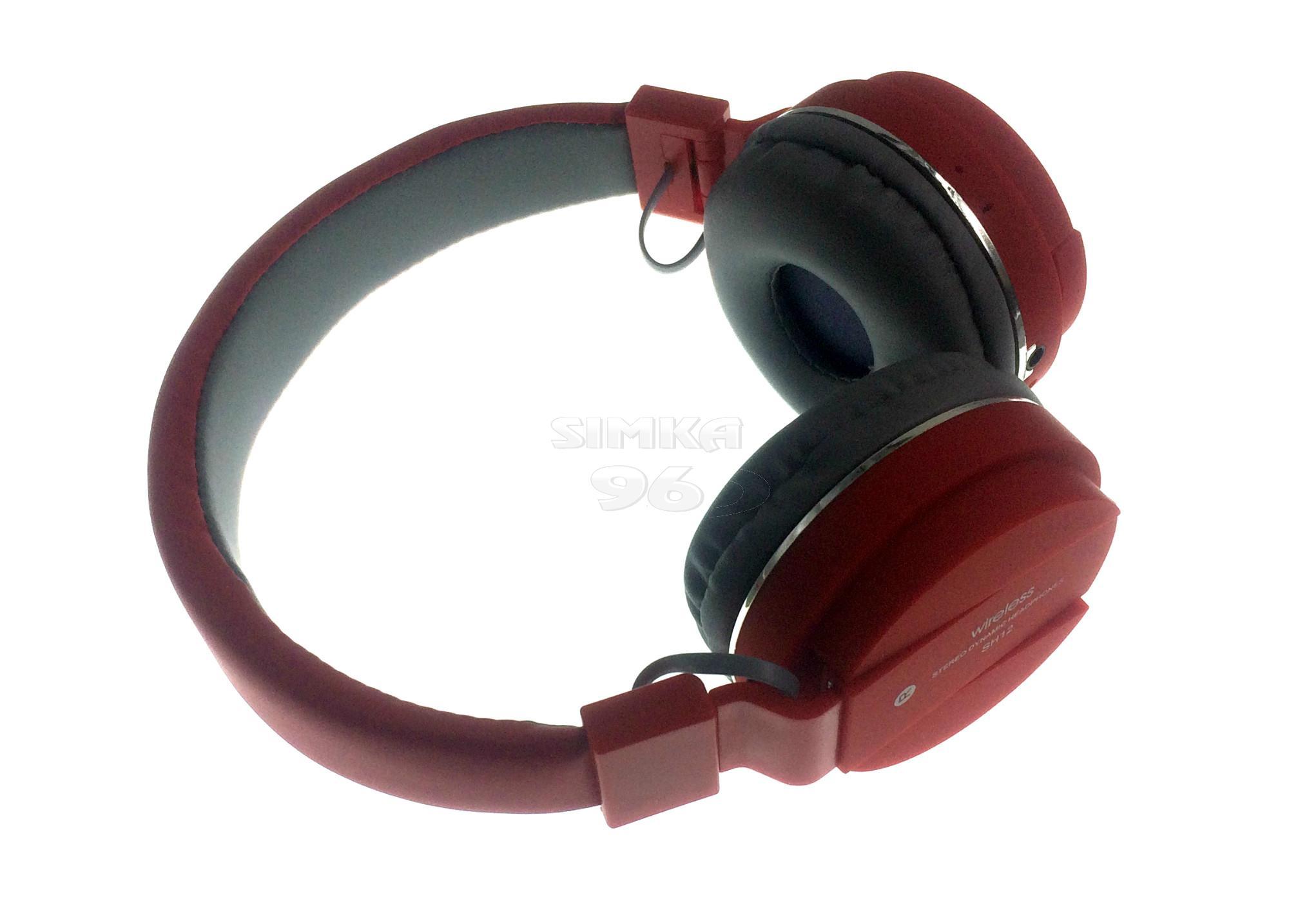 Наушники Bluetooth Wireless SH12