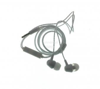 Наушники KIN K-18 вакуумные c микрофоном