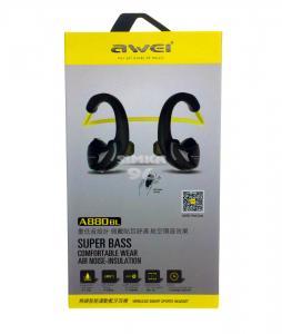 Наушники Bluetooth AWEI A880BL
