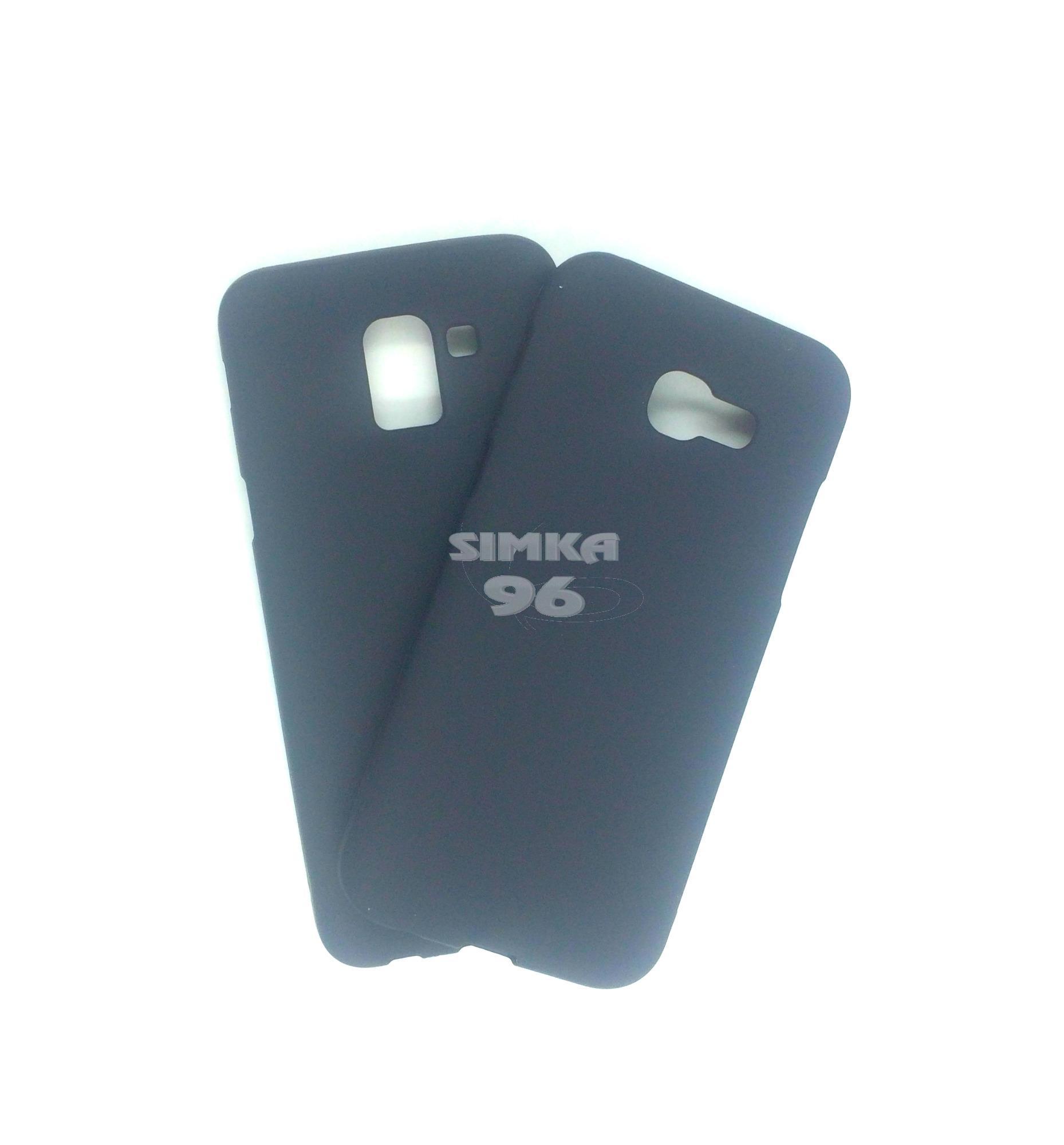 Чехол задник для Samsung J8 силикон