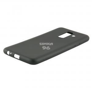 Чехол задник для Samsung А9 силикон