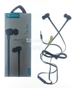 Наушники вакуумные с микрофоном Celebrat S30