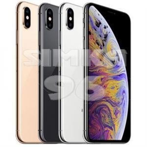 Чехол задник для iPhone ХS гель плотный прозр.