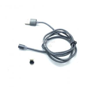 Кабель iPhone 5  X-Cable магнитный 360 градусов 100cm